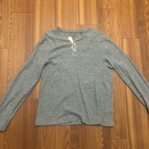 Other - J CREW THERMAM LONG SLEEVE SHIRT MENS LARGE